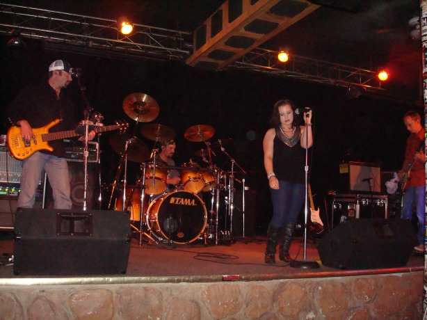 Jackson Blue live show, 8-13-11